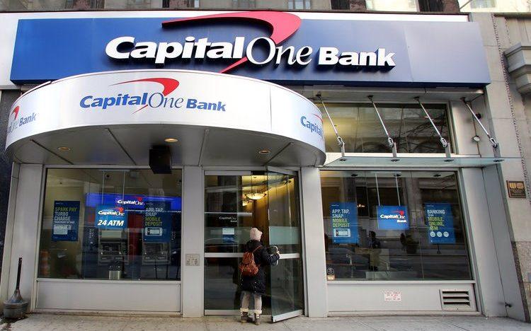 Capital One: Arrest after details of 106m people stolen