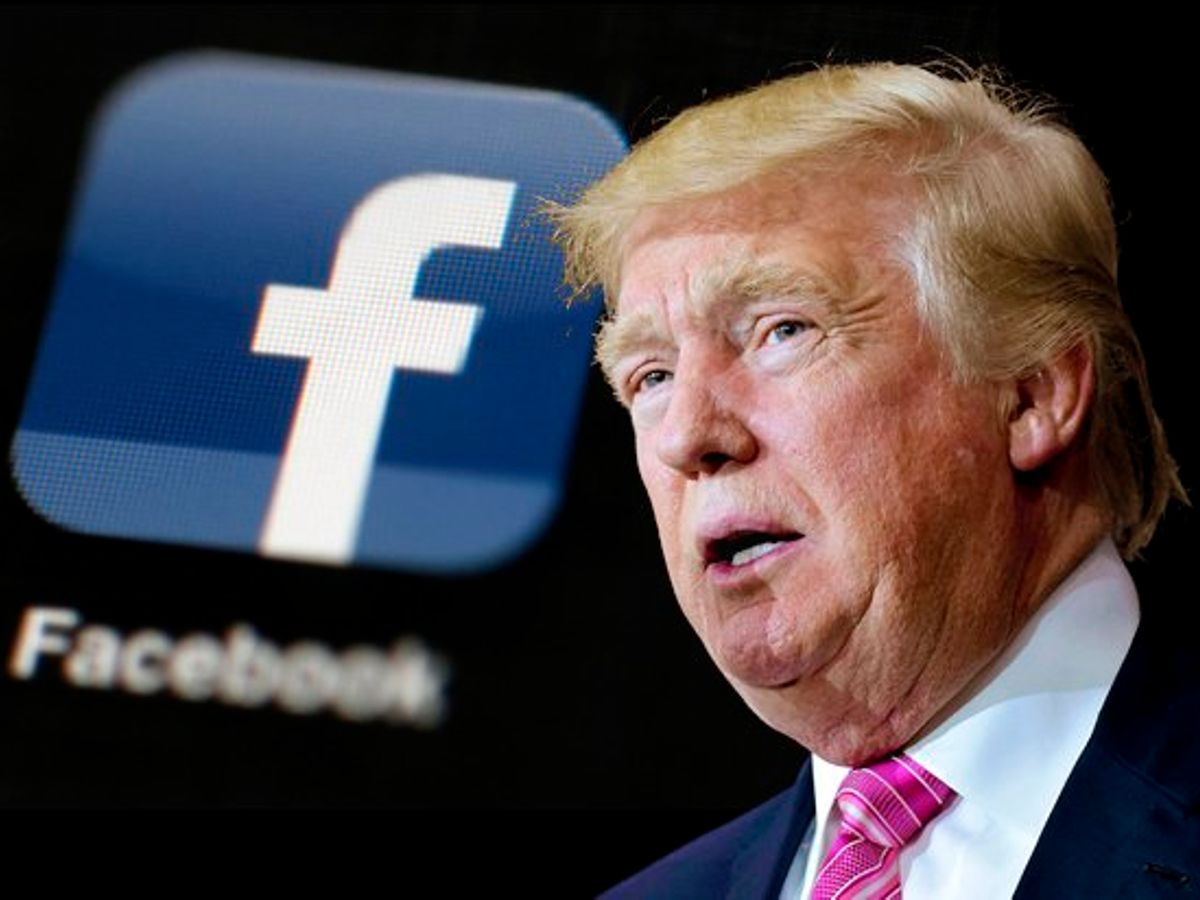 Facebook removes thousands of fake, pro-Trump accounts