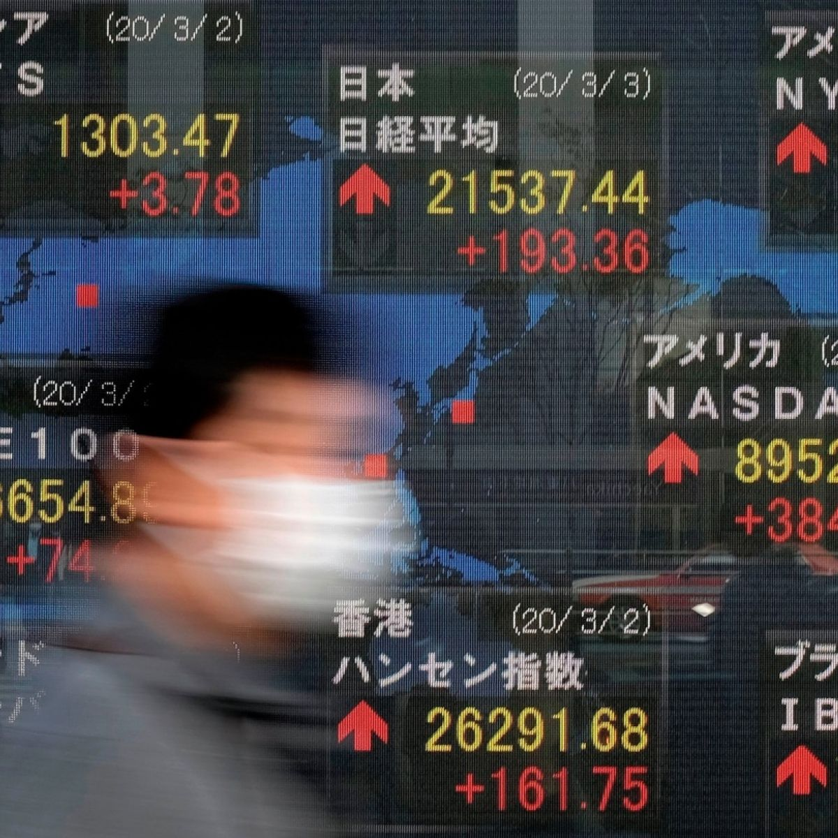Cryptocurrencies amongst asset class hardest hit on Black Monday