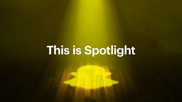 Snapchat launches TikTok rival Spotlight