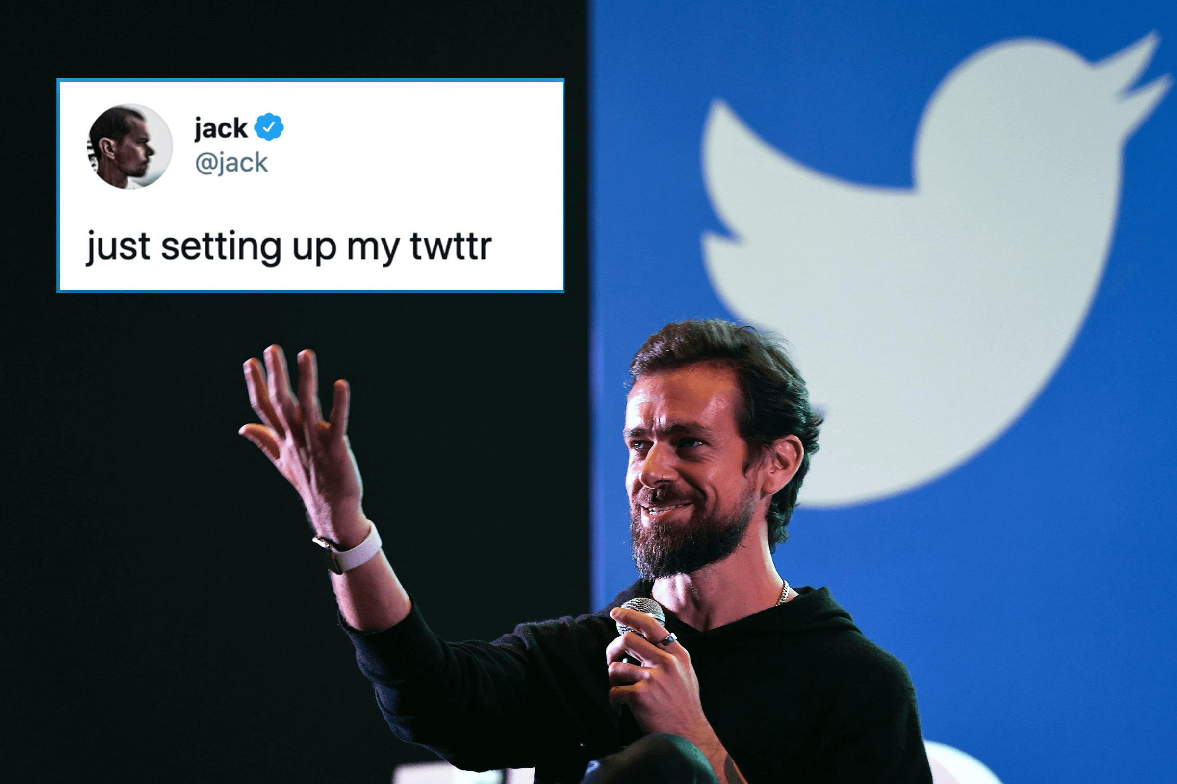 Jack Dorsey auctions his first-ever tweet