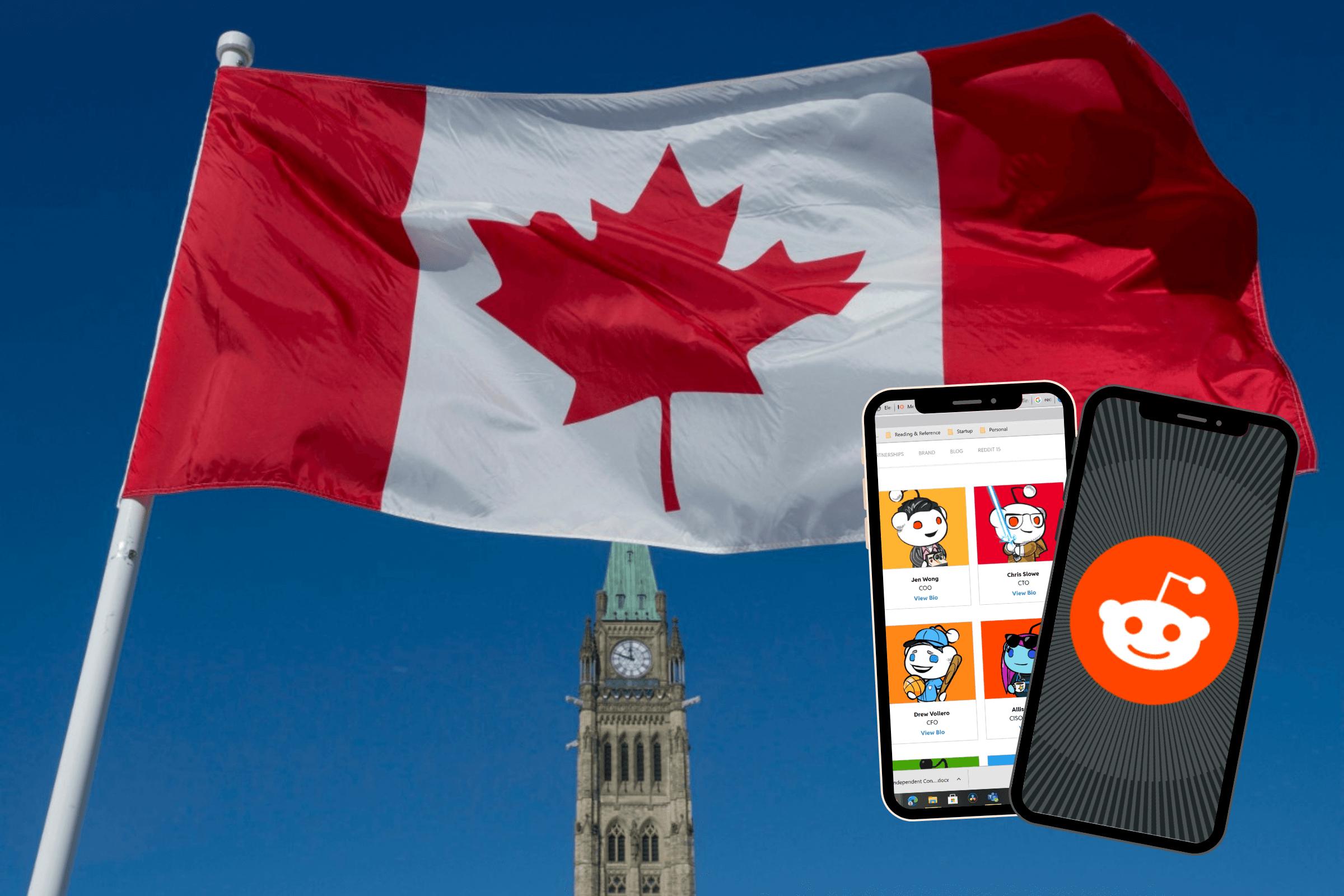 Reddit to set up in Canada increasing global presence