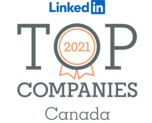Linkedin Top Companies Canada list