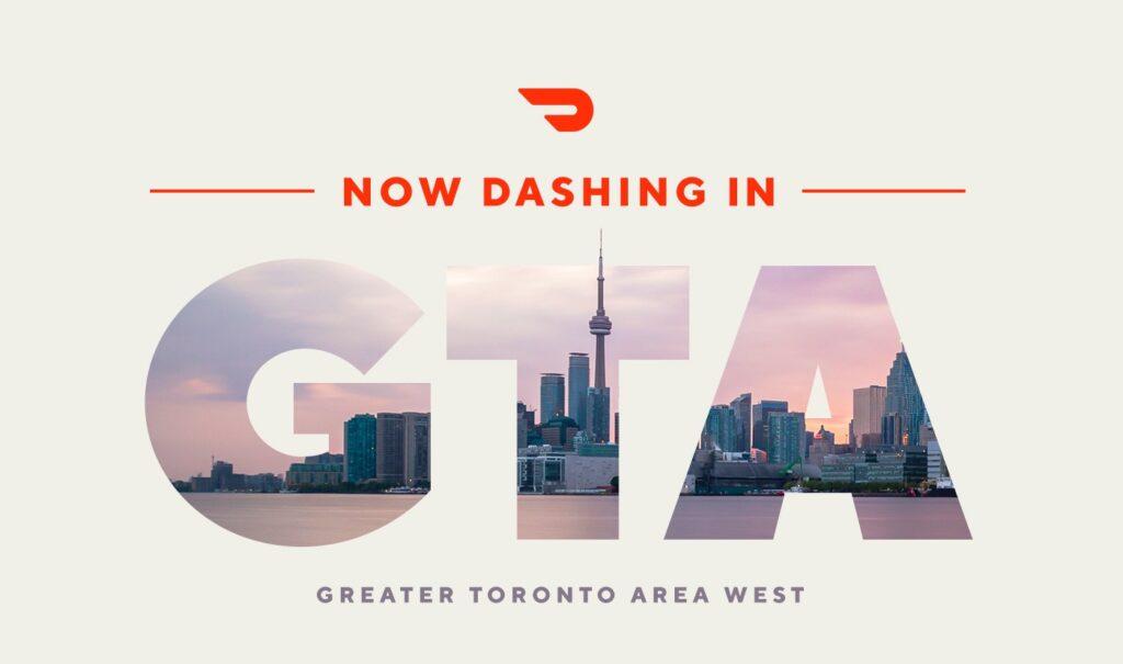 DoorDash sets up office in Toronto