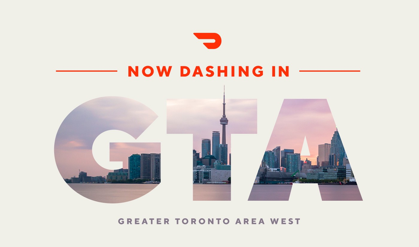 DoorDash makes a more permanent home in Toronto