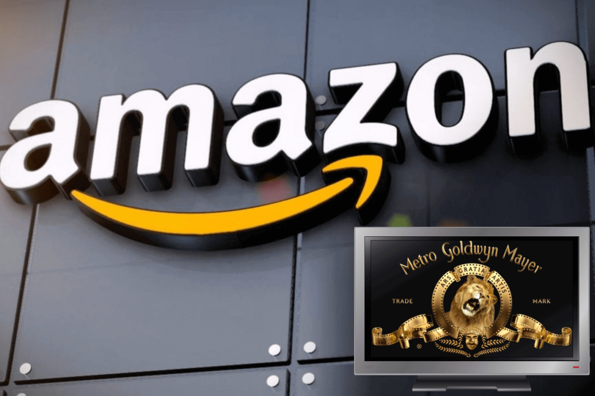 Amazon buys Hollywood studio MGM for $8.45bn