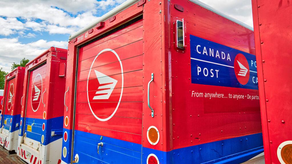 Canada Post data breach