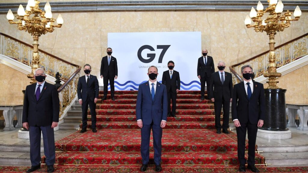 G7 Rich Nations tax agreement