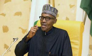 Muhammadu Buhari President of Nigeria