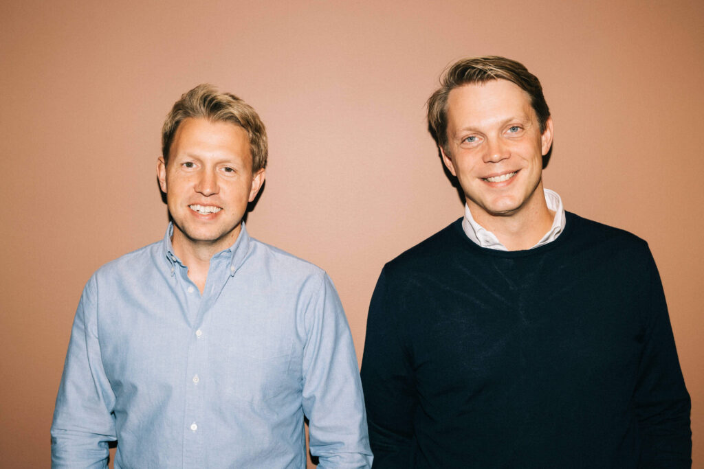 Tink's cofounders
